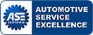 Automotive Service Excellence - Certified